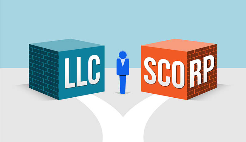 LLC vs S-corp